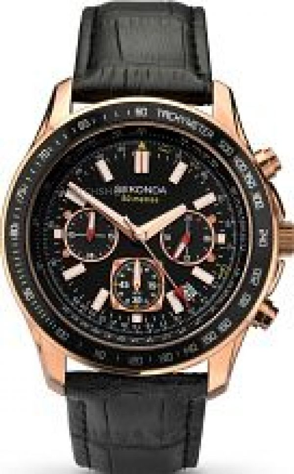 Mens Sekonda Chronograph Watch 1075