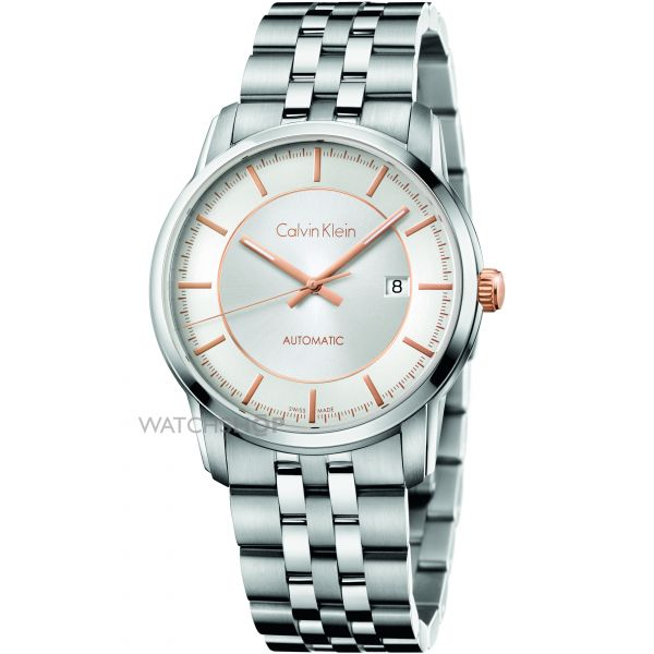 Mens Calvin Klein Automatic Watch K5S34B46