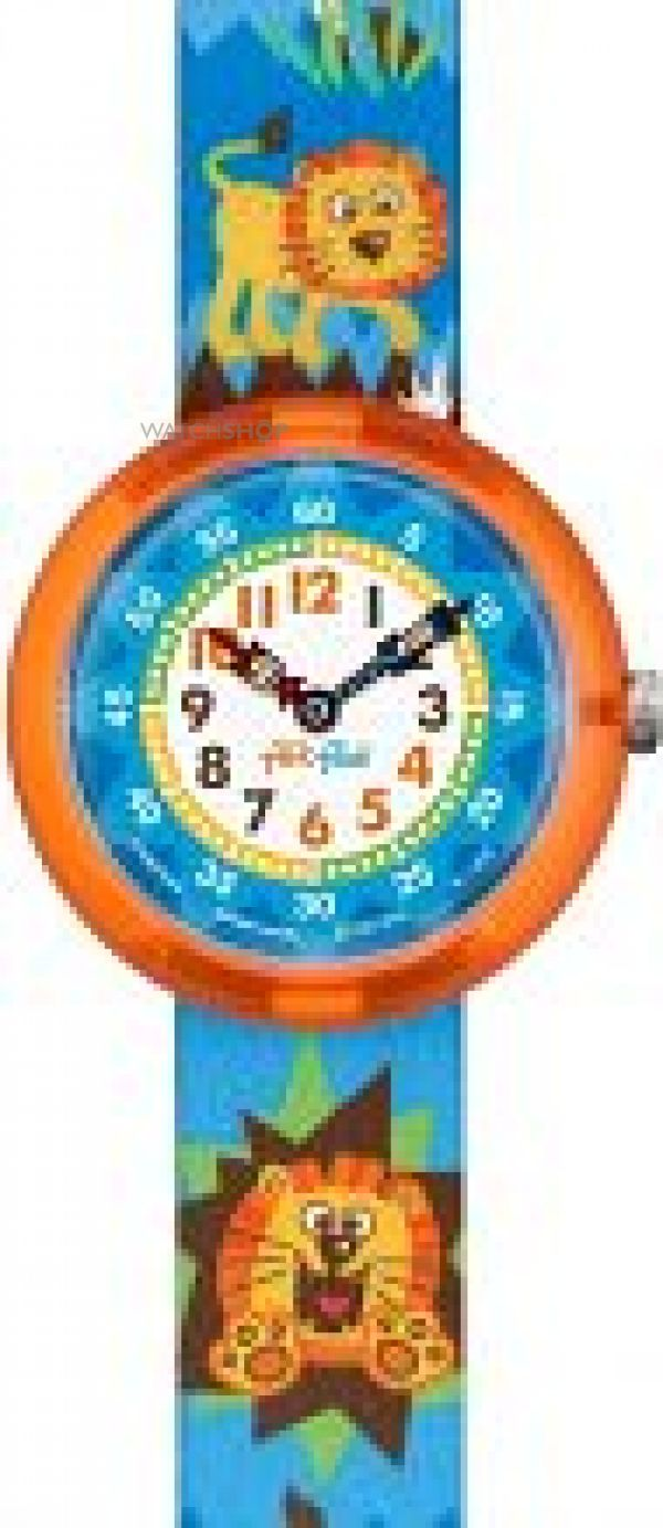 Childrens Flik Flak Rawwwr Watch FBNP060
