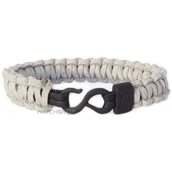 Icon Brand Base metal Ignis Bracelet LE1151-BR-GRY