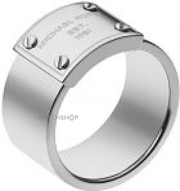 Ladies Michael Kors Stainless Steel Ring MKJ2658040504