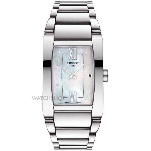 Ladies Tissot Generosi-T Diamond Watch T1053091111600