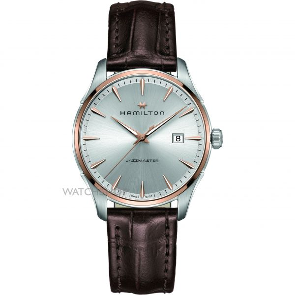 Mens Hamilton Jazzmaster Gents 40mm Watch H32441551