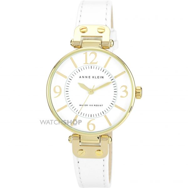Ladies Anne Klein Watch 10/N9168WTWT