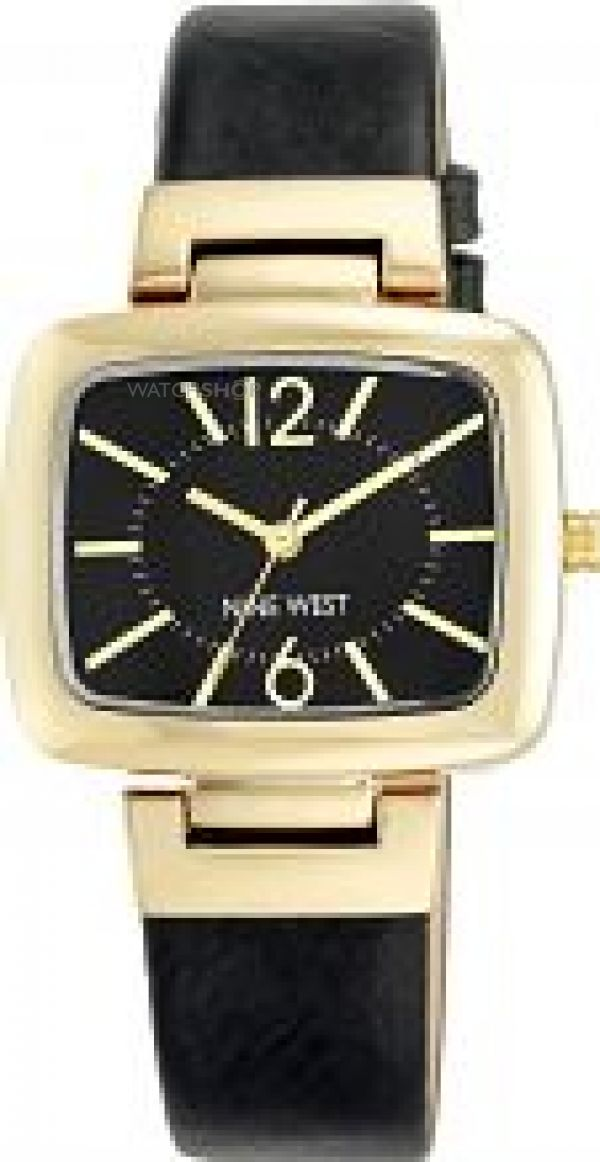 Ladies Nine West Watch NW/1840BKBK