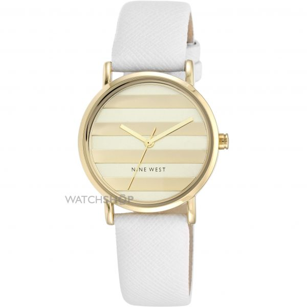 Ladies Nine West Watch NW/1864CHWT