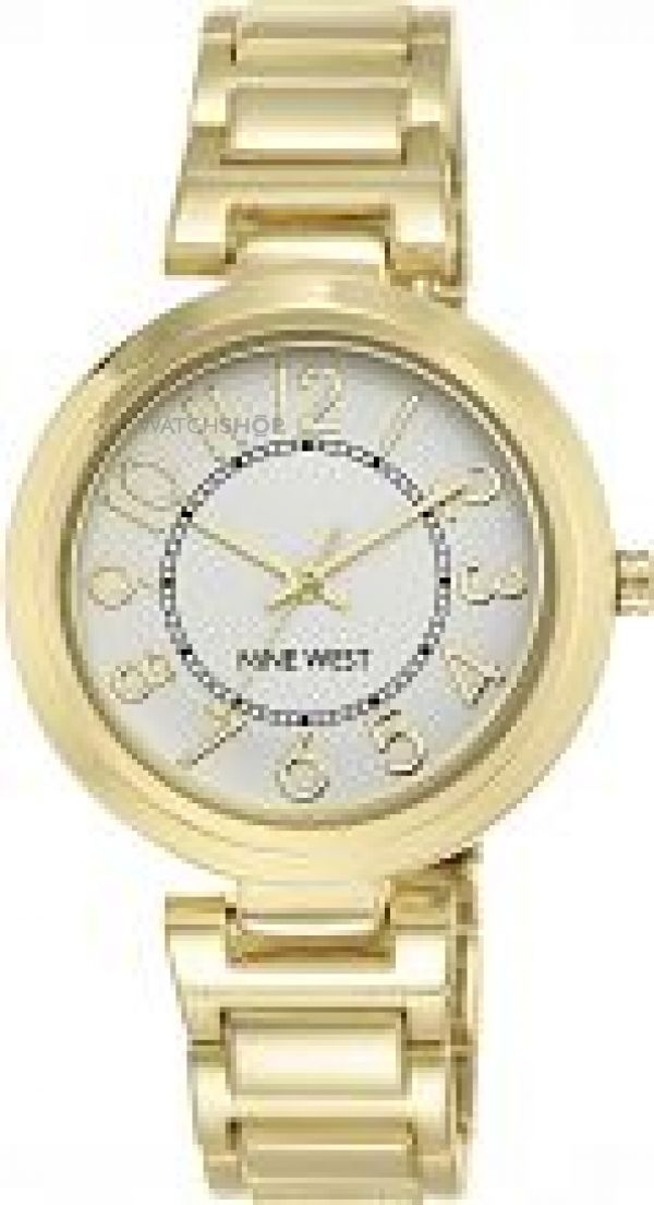 Ladies Nine West Watch NW/1892SVGB