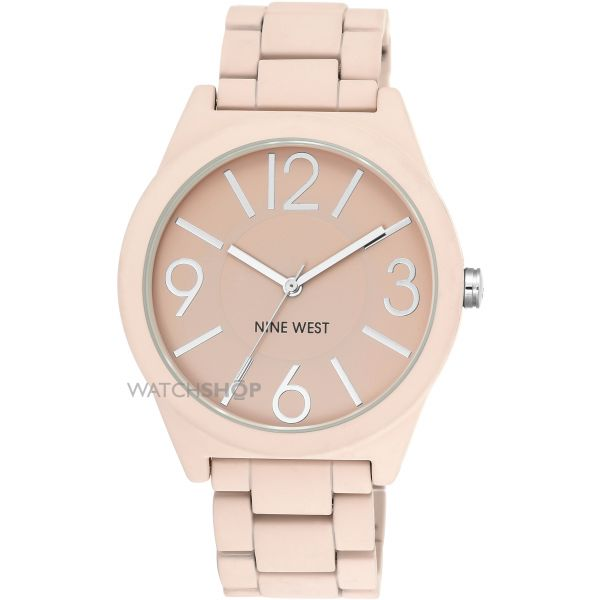 Ladies Nine West Watch NW/1679PKPK