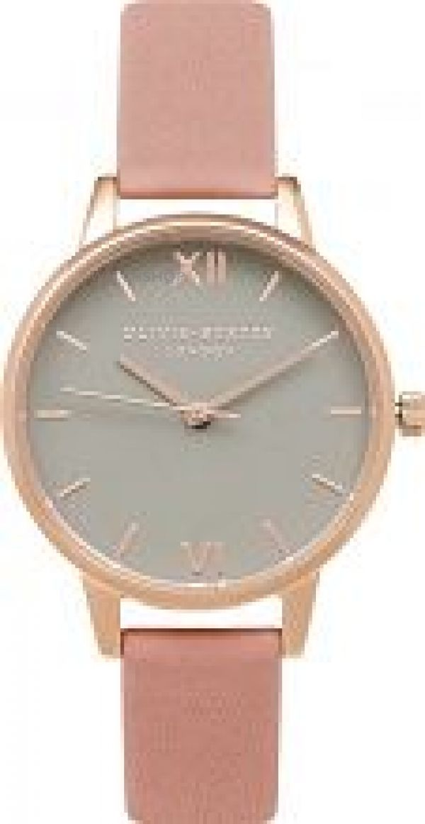 Ladies Olivia Burton Midi Dial Watch OB15MD60