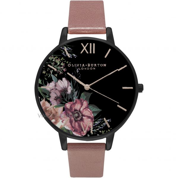Ladies Olivia Burton Flower Show Watch OB15FS60