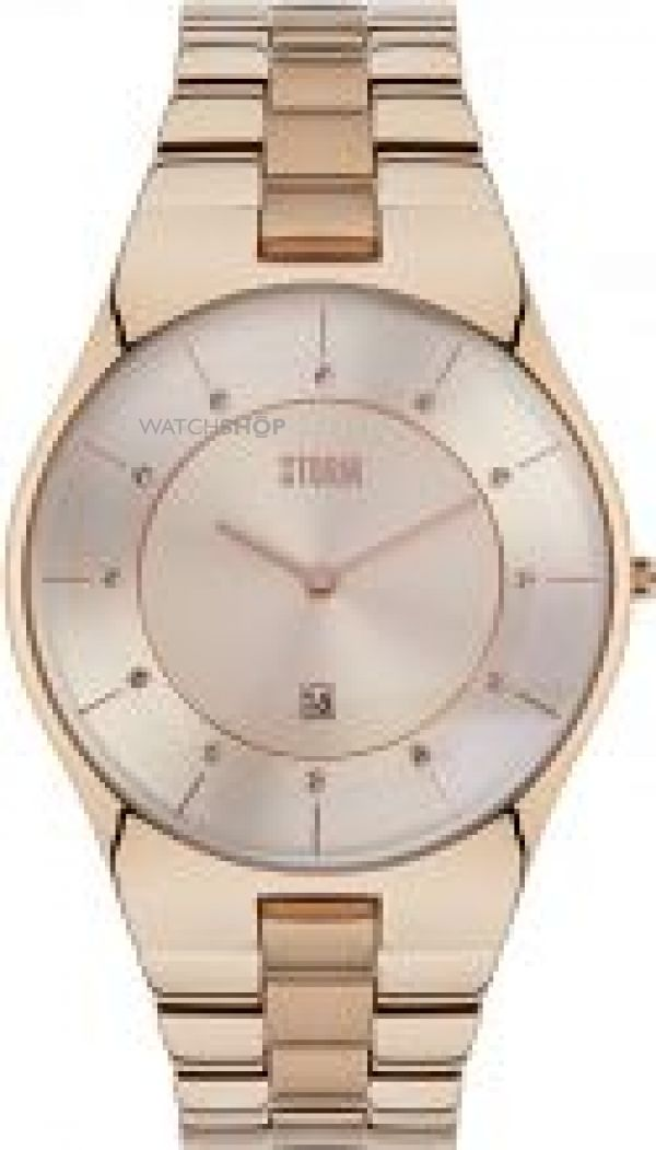 Ladies STORM Crysty Rose Gold Watch CRYSTY-ROSE-GOLD