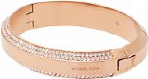 Ladies Michael Kors PVD rose plating Brilliance Bracelet MKJ5502791