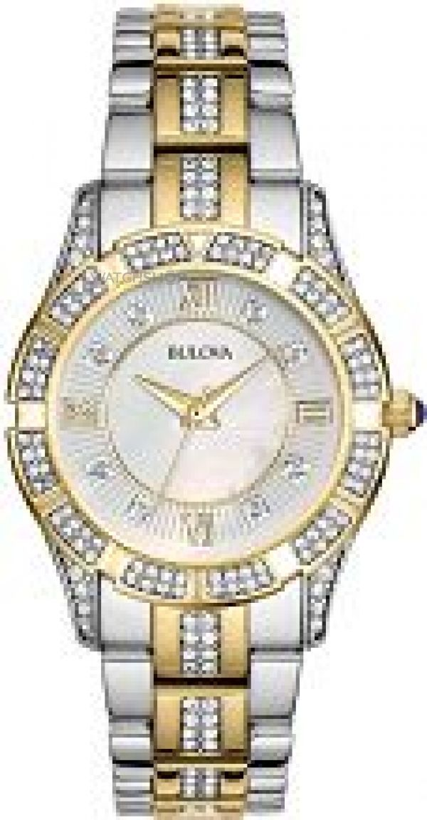 Ladies Bulova Watch 98L135