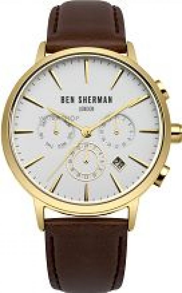 Mens Ben Sherman London Watch WB028BRGA