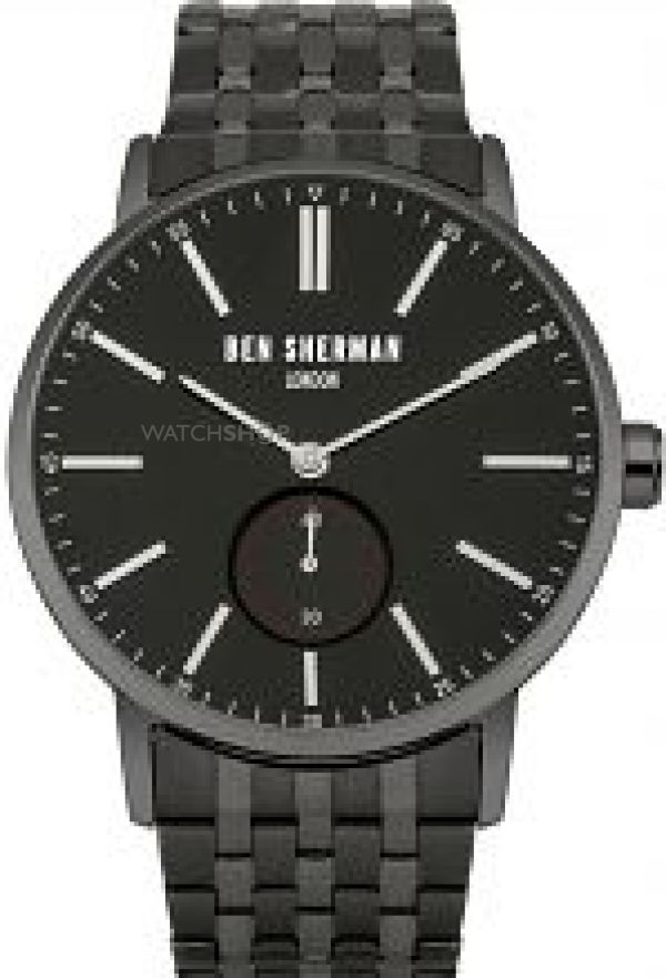 Mens Ben Sherman London Watch WB032BBMA