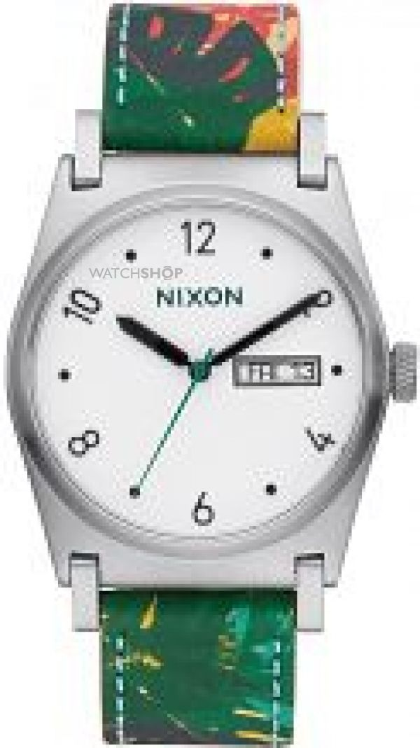 Ladies Nixon The Jane Leather Watch A955-2280