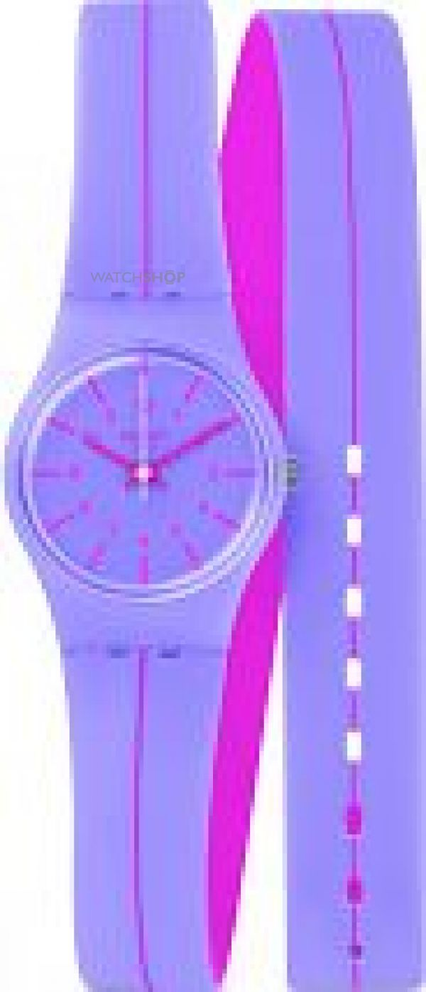 Ladies Swatch Segue A Linha Watch LV118