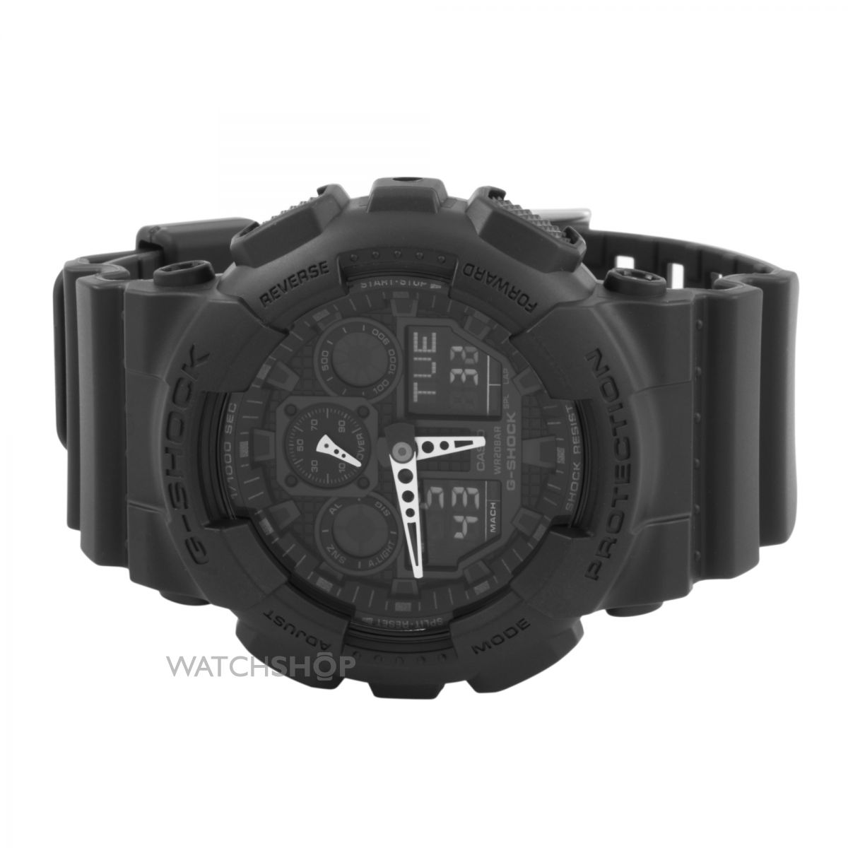 Casio G Shock Watch Ga 100 1a1d Fashion Sports Watch C9 - Relgios 27