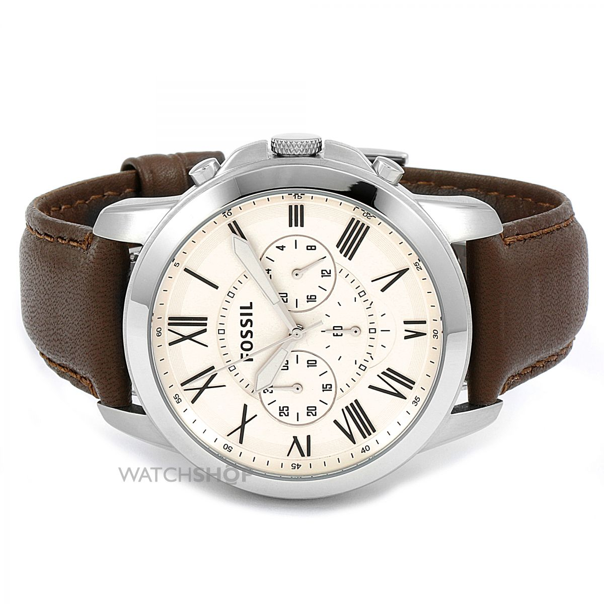 Men's Fossil Grant Chronograph Watch (FS4735)