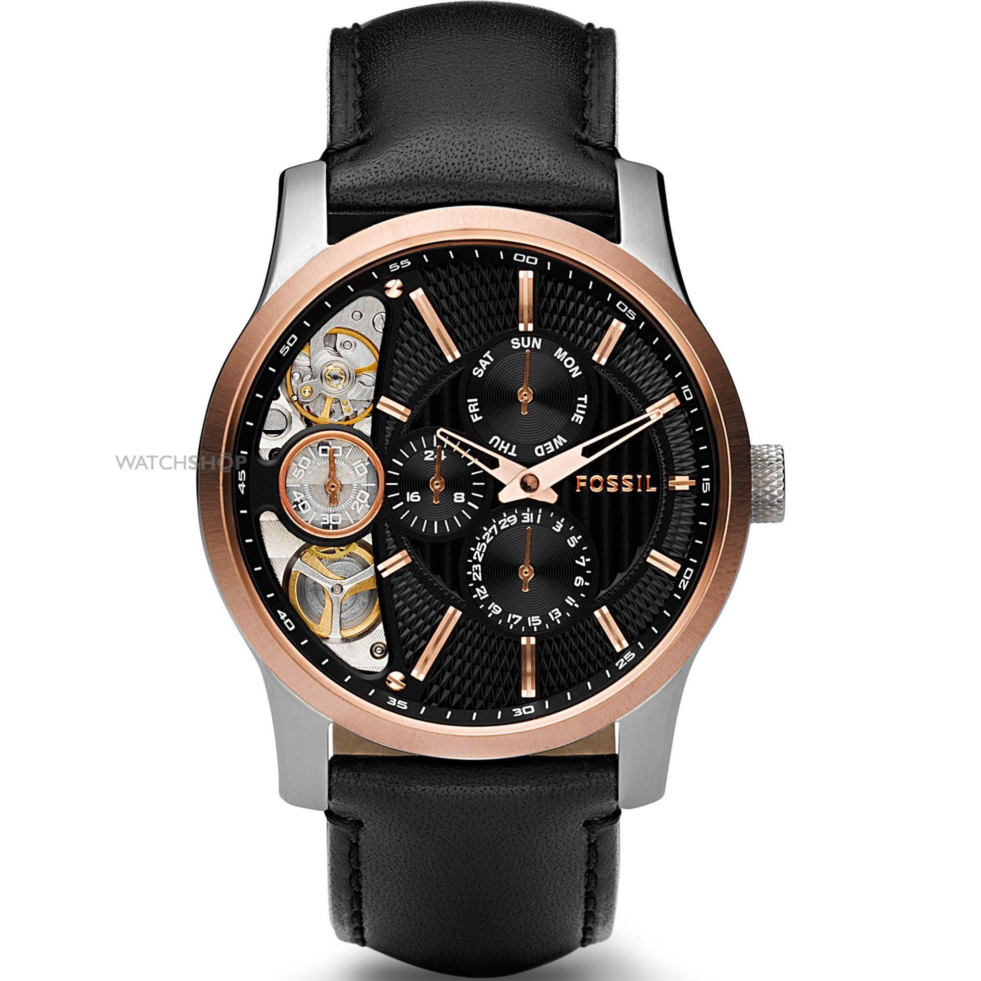 mens fossil watch me1099 watch shopcom�