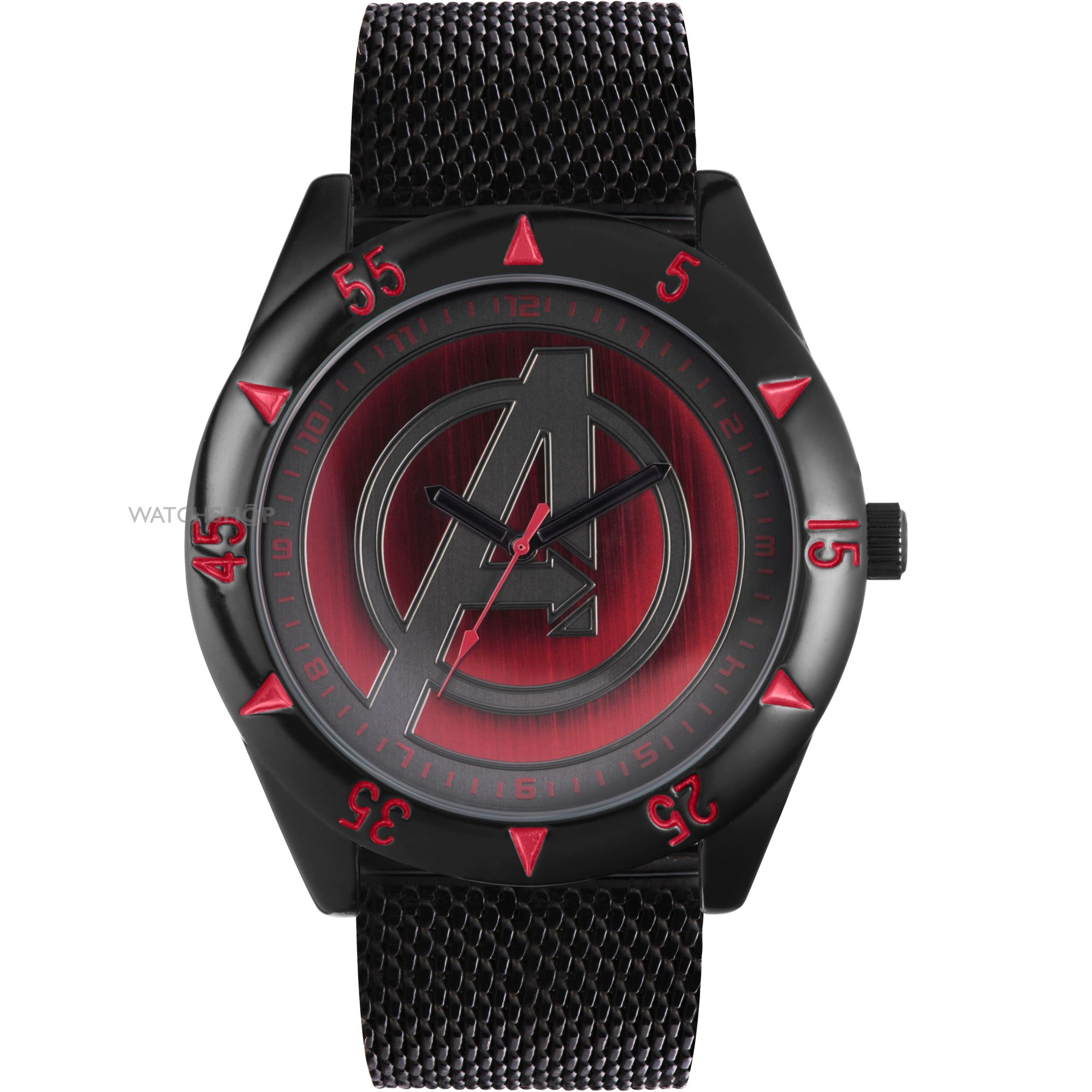 Childrens disney avengers watch aum1541 watch for Avengers watches
