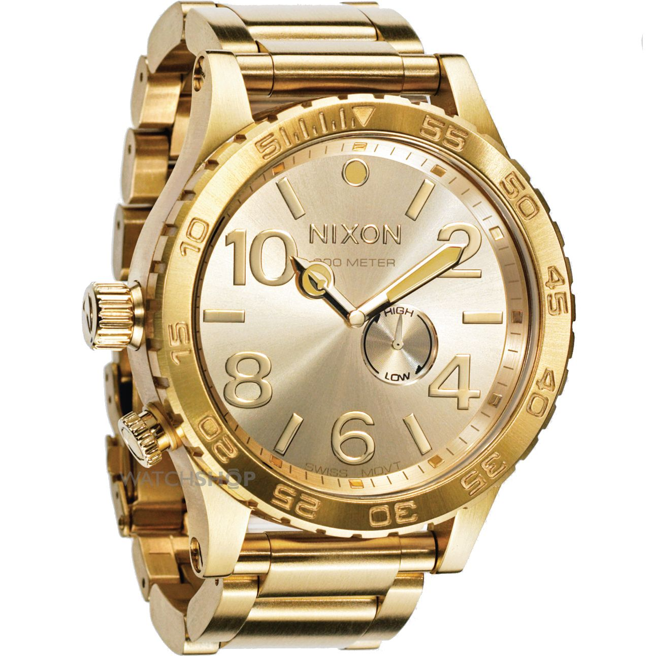 "men s nixon the 51 30 watch a057 1502 watch shop comâ""¢ mens nixon the 51 30 watch a057 1502"