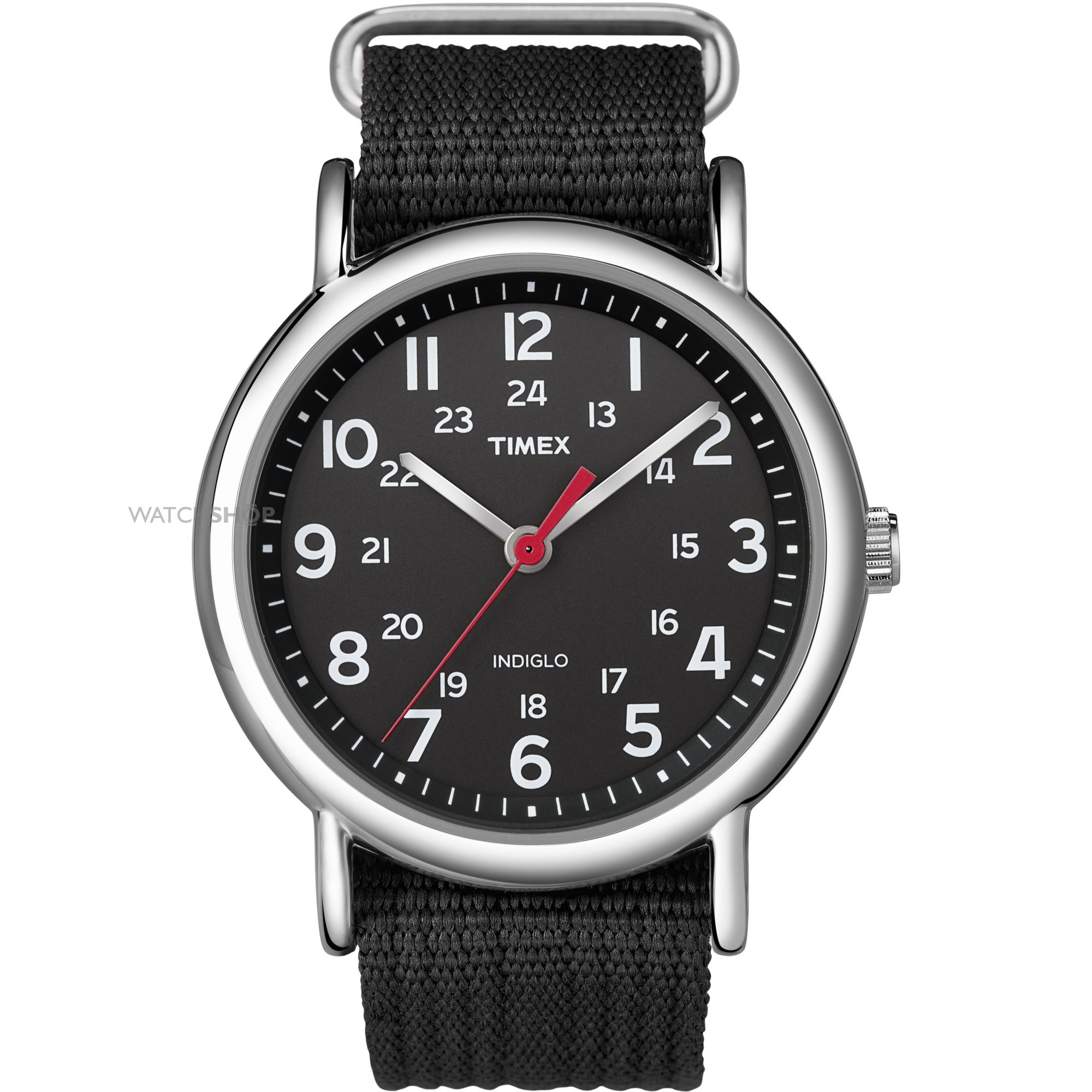 Unisex timex indiglo weekender watch t2n647 watch for Indiglo watches