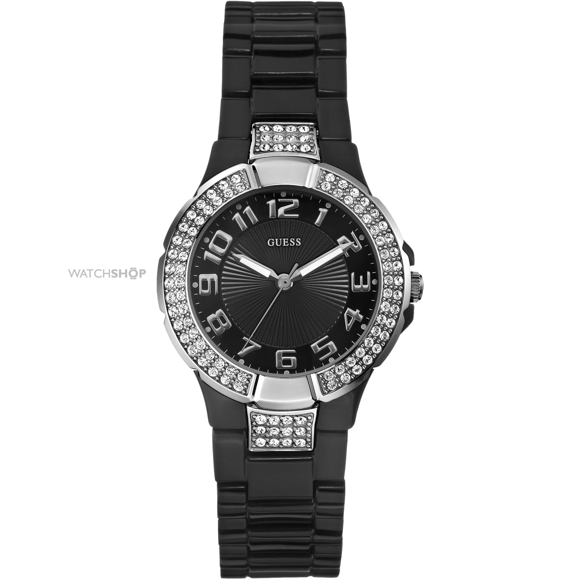 Ladies' Guess Mini Prism Watch (w11611l2)  Watch Shopm™. Embroidered Brooch. Blue Crystal Pendant. 1000 Dollar Engagement Rings. Hipster Watches. Original Engagement Rings. Diamond Engagement. Aqua Marine Gemstone. African Sapphire