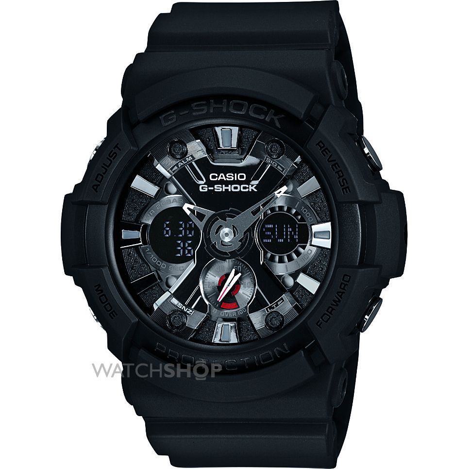 how to turn off alarm in casio watch