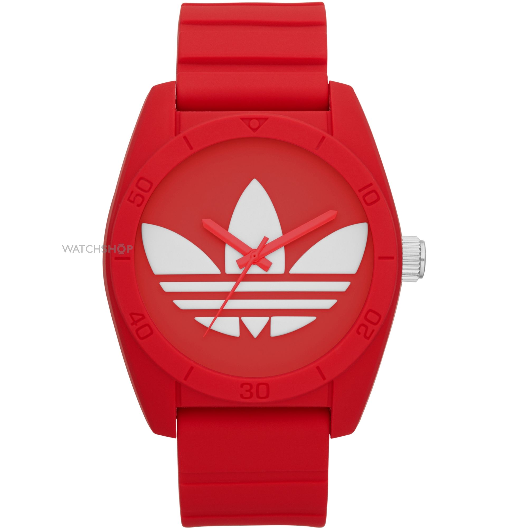 adidas d watch watches football red v online shop buy