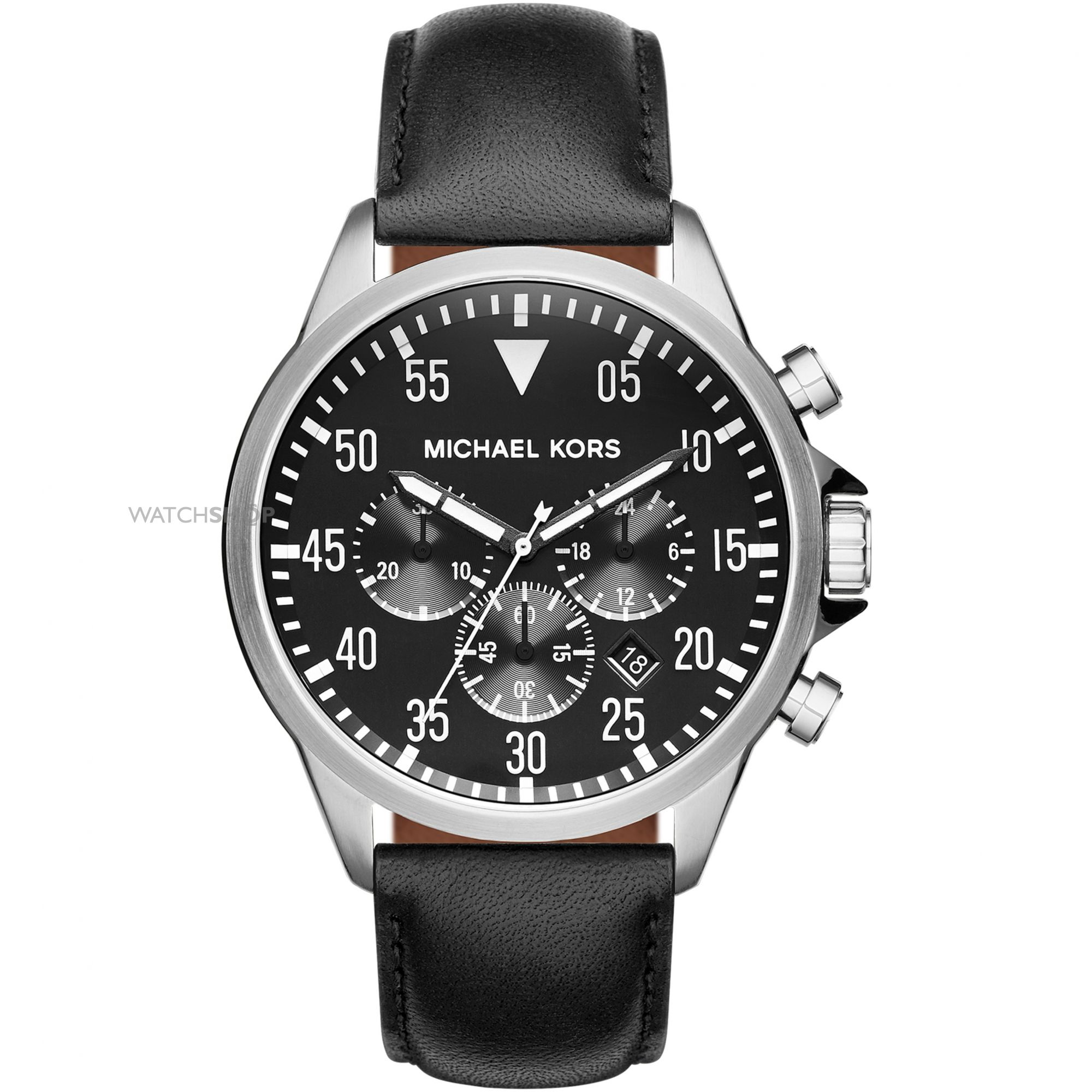 "michael kors watches michael kors uk watch shop comâ""¢ mens michael kors gage chronograph watch mk8442"